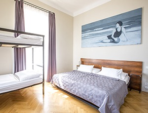 sophies hostel prague apartment 300x229
