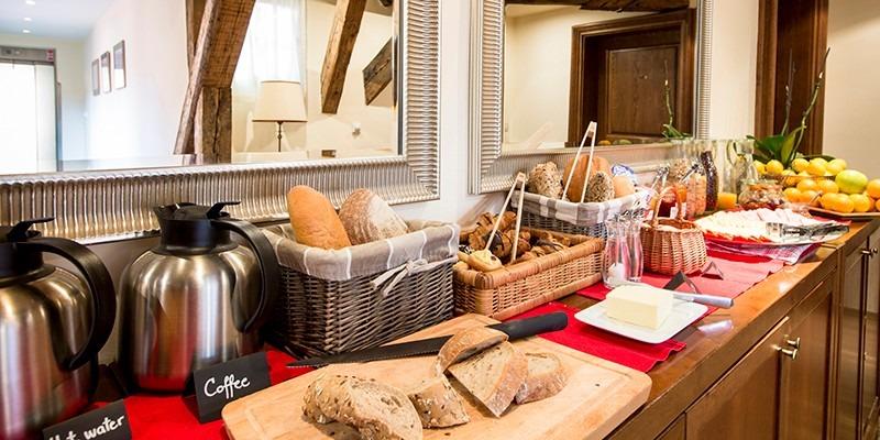 The Nicholas Hotel Prague Breakfast Buffet