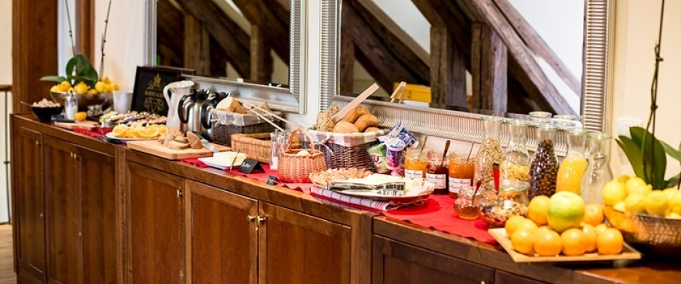 The Nicholas Hotel Prague Breakfast Buffet
