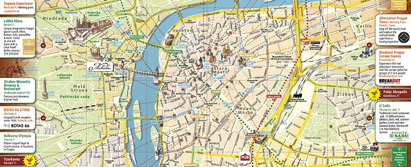 the nicolas hotel prague map 800x325
