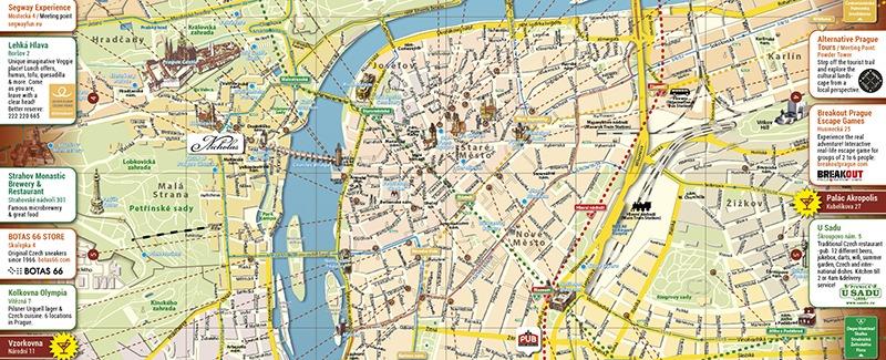 the nicolas hotel prague map 800x325