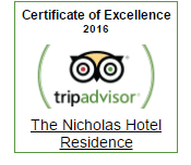 the nicholas hotel prague tripadvisor excellence award 2016