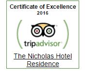 the nicholas hotel prague tripadvisor excellence award 2016