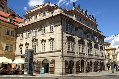 the nicholas hotel residence prague exterior